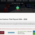 casinos that payout usa